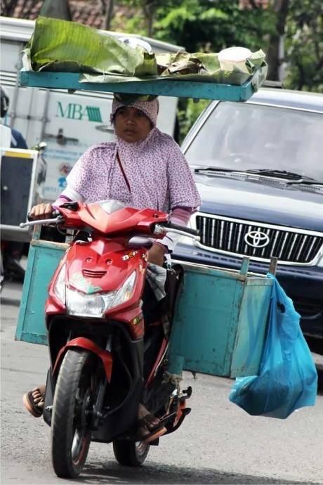 biker ibu